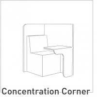 Collectie » Tough Wrap  » Concentration Corner
