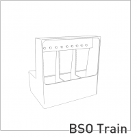 Collectie » Tough Wrap  » BSO Train