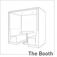 Upholstered » The Booth
